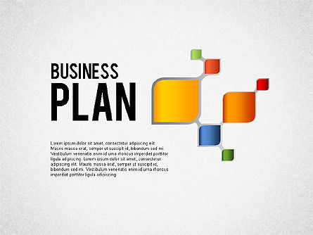 Business Models: Business Plan Flow #01828