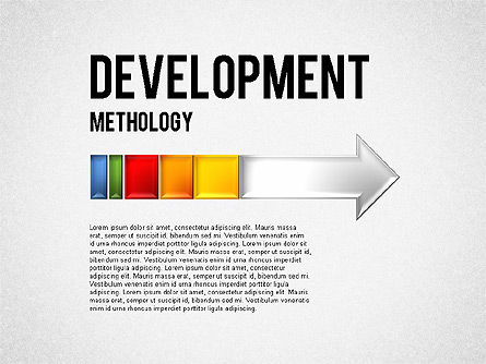 Process Diagrams: Development Methodology Diagram #01830