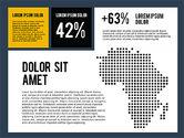 Presentation in Flat Design Style#14
