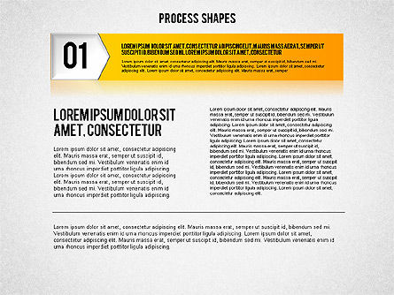 Process Diagrams: Step by Step Process Diagram #01840
