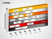 3D Schedule Diagram#5