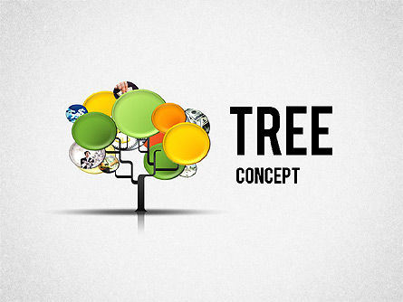 Stage Diagrams: Business Tree Concept #01848