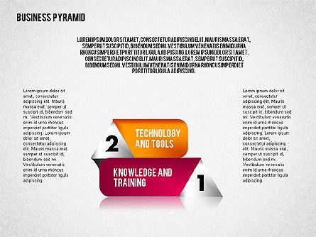 Business Pyramid Diagram Slide 2