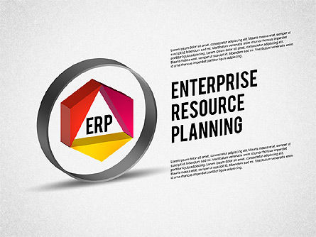 Business Models: Erp diagram #01864