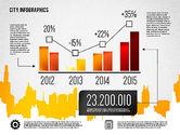 Presentation Templates: City Presentation Infographics #01868
