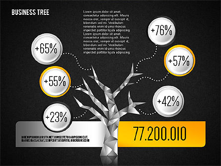 Business Tree Diagram Slide 14