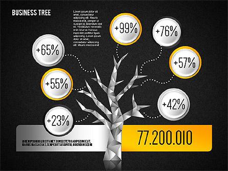 Business Tree Diagram Slide 15
