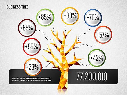 Business Tree Diagram Slide 8