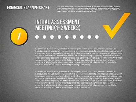 Financial Planning Chart, Slide 14, 01878, Stage Diagrams — PoweredTemplate.com