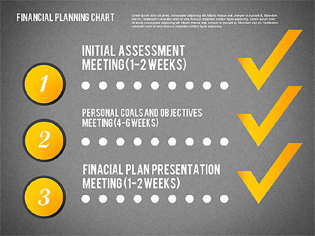 Financial Planning Chart, Slide 16, 01878, Stage Diagrams — PoweredTemplate.com