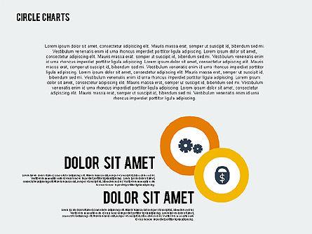Presentation with Circles, Slide 6, 01886, Business Models — PoweredTemplate.com