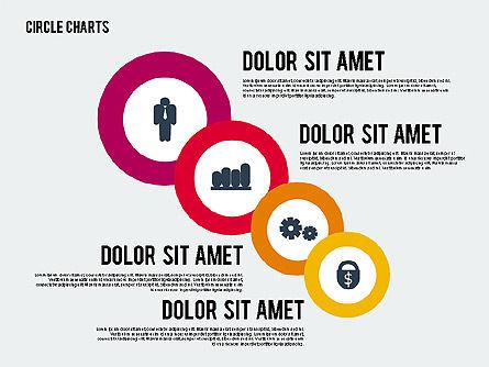 Presentation with Circles, Slide 8, 01886, Business Models — PoweredTemplate.com