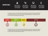 Business Models: Flat Design Infographics #01893
