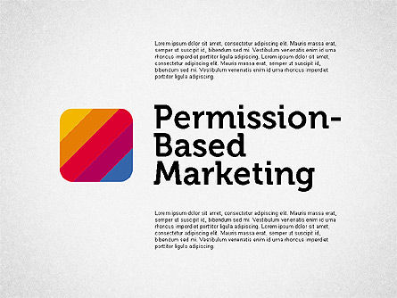 Business Models: Permission-Based Marketing #01896