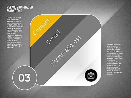 Permission-Based Marketing, Slide 12, 01896, Business Models — PoweredTemplate.com
