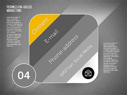 Permission-Based Marketing, Slide 13, 01896, Business Models — PoweredTemplate.com