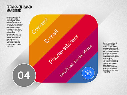 Permission-Based Marketing, Slide 5, 01896, Business Models — PoweredTemplate.com