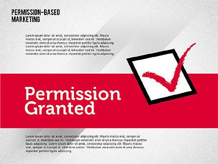 Permission-Based Marketing, Slide 8, 01896, Business Models — PoweredTemplate.com