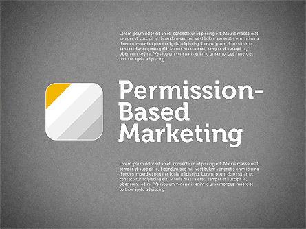 Permission-Based Marketing, Slide 9, 01896, Business Models — PoweredTemplate.com