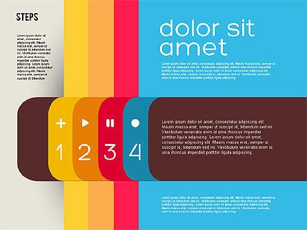 Presentation Agenda in Flat Design Slide 4