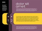 Presentation Agenda in Flat Design#10