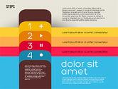 Presentation Agenda in Flat Design#8