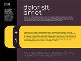 Presentation Agenda in Flat Design#9