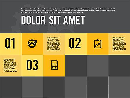 Modern Flat Design Presentation, Slide 13, 01901, Presentation Templates — PoweredTemplate.com