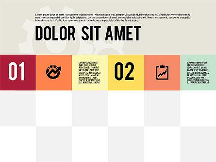 Modern Flat Design Presentation, Slide 4, 01901, Presentation Templates — PoweredTemplate.com