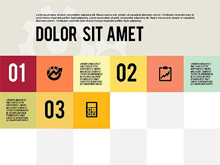 Modern Flat Design Presentation, Slide 5, 01901, Presentation Templates — PoweredTemplate.com