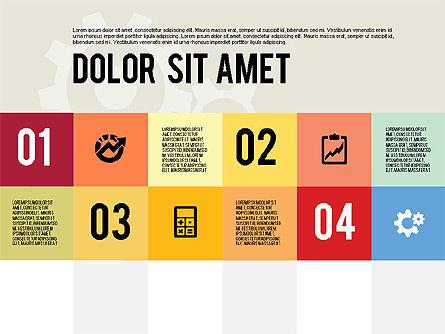Modern Flat Design Presentation, Slide 6, 01901, Presentation Templates — PoweredTemplate.com