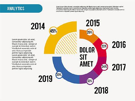 Business Models: 분석적 infographics 프레젠테이션 #01907