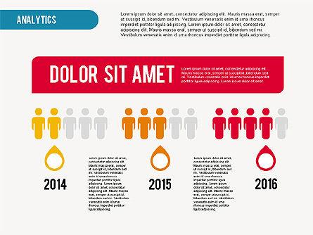 Analytic Infographics Presentation, Slide 4, 01907, Business Models — PoweredTemplate.com