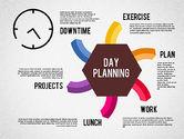 Day Planning Diagram#10