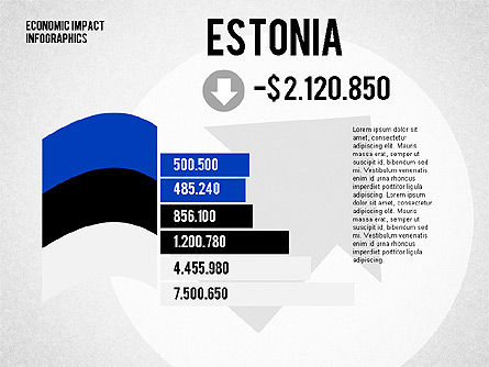 Economic Impact Infographics, Slide 16, 01914, Business Models — PoweredTemplate.com