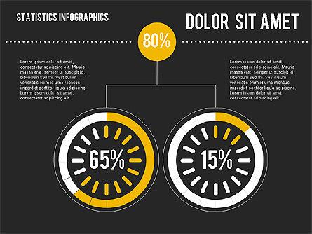 Infographics Kit, Slide 13, 01925, Business Models — PoweredTemplate.com