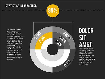 Infographics Kit, Slide 14, 01925, Business Models — PoweredTemplate.com