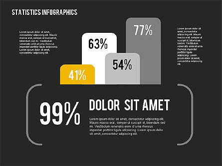 Infographics Kit, Slide 15, 01925, Business Models — PoweredTemplate.com