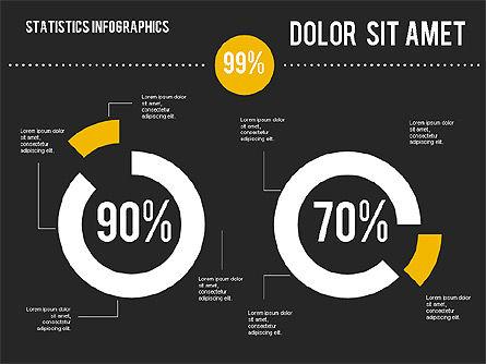 Infographics Kit, Slide 16, 01925, Business Models — PoweredTemplate.com