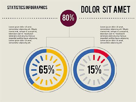 Infographics Kit, Slide 5, 01925, Business Models — PoweredTemplate.com