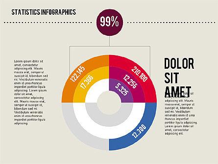 Infographics Kit, Slide 6, 01925, Business Models — PoweredTemplate.com
