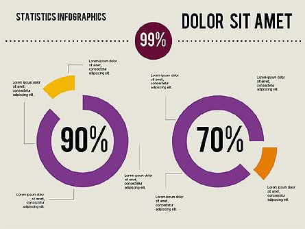 Infographics Kit, Slide 8, 01925, Business Models — PoweredTemplate.com