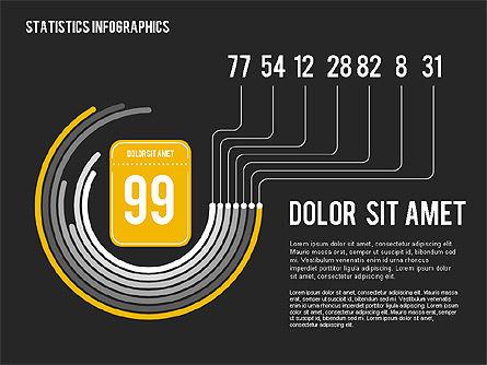 Infographics Kit, Slide 9, 01925, Business Models — PoweredTemplate.com