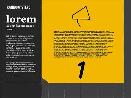 Colored Banner Options, Slide 12, 01926, Business Models — PoweredTemplate.com