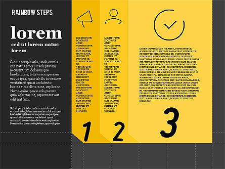 Colored Banner Options, Slide 14, 01926, Business Models — PoweredTemplate.com