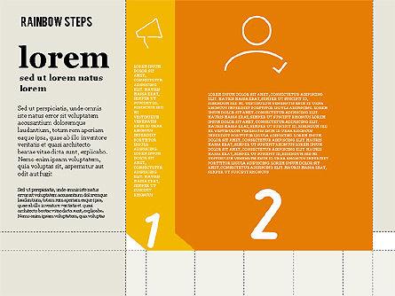 Colored Banner Options, Slide 5, 01926, Business Models — PoweredTemplate.com