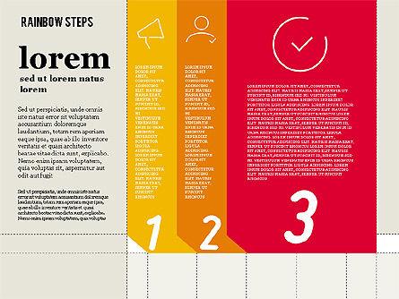 Colored Banner Options, Slide 6, 01926, Business Models — PoweredTemplate.com