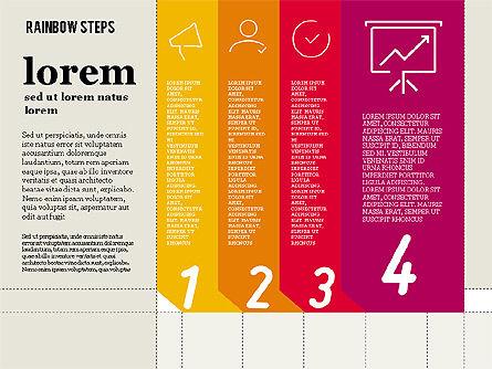 Colored Banner Options, Slide 7, 01926, Business Models — PoweredTemplate.com
