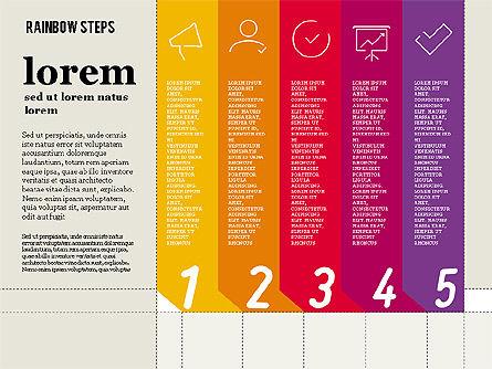 Colored Banner Options, Slide 8, 01926, Business Models — PoweredTemplate.com