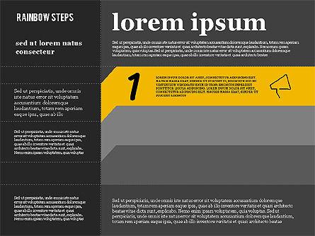 Colored Banner Options, Slide 9, 01926, Business Models — PoweredTemplate.com